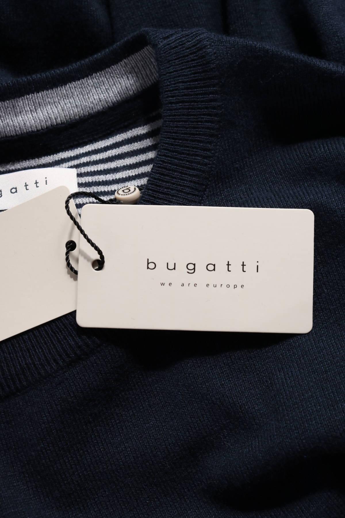 Пуловер Bugatti3