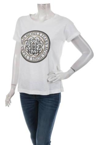 Тениска с щампа Mos Mosh