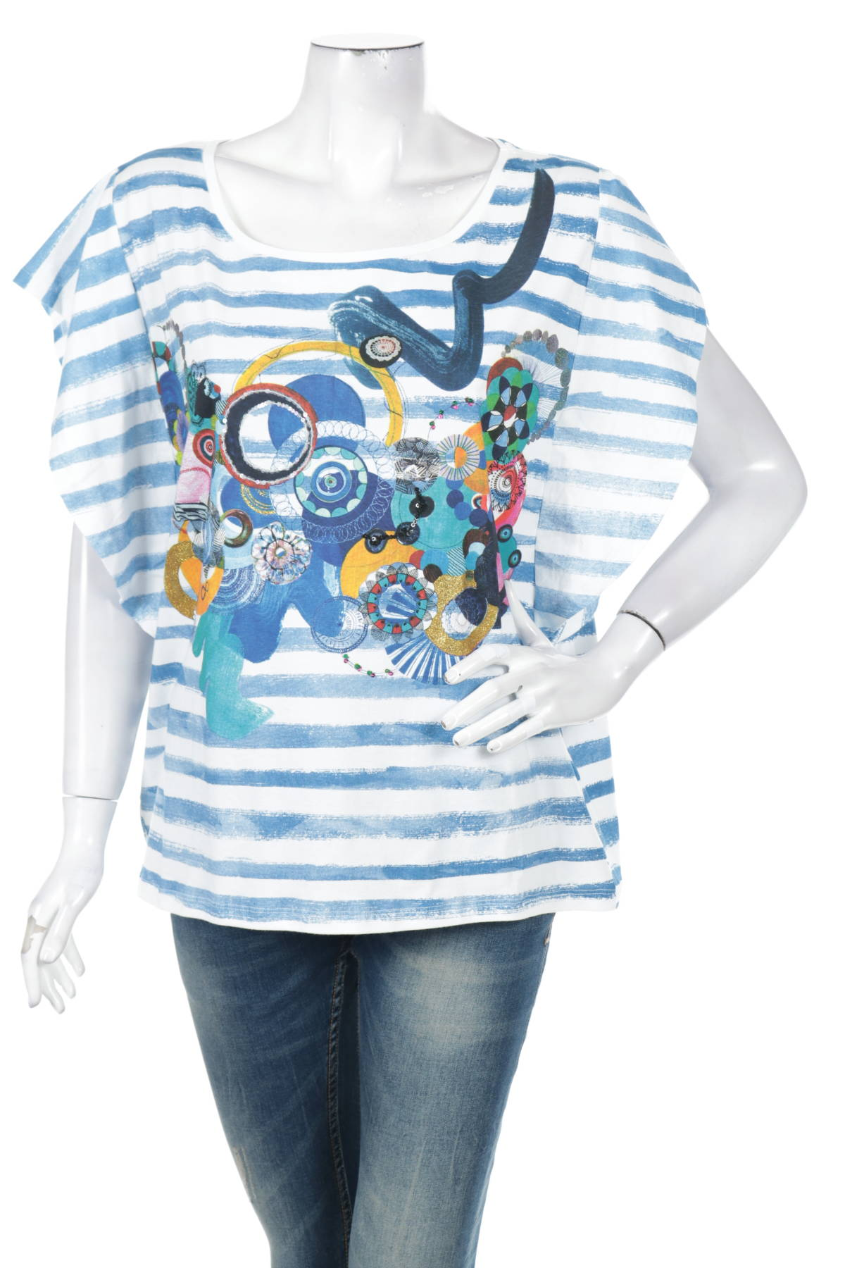 Блуза DESIGUAL1