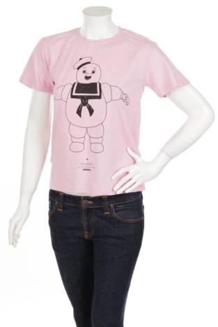 Тениска с щампа WEMOTO