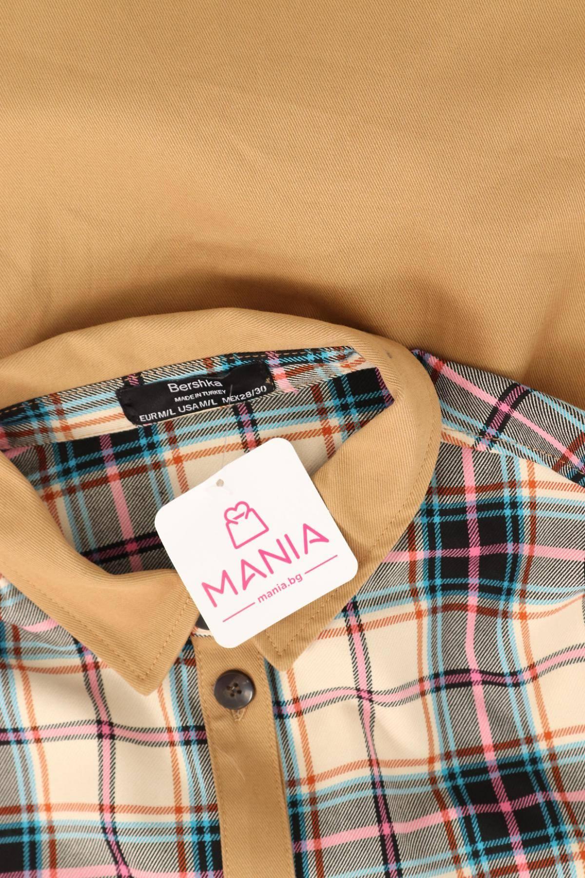 Спортно-елегантна риза BERSHKA3