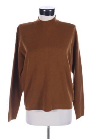 Пуловер с поло яка H&M