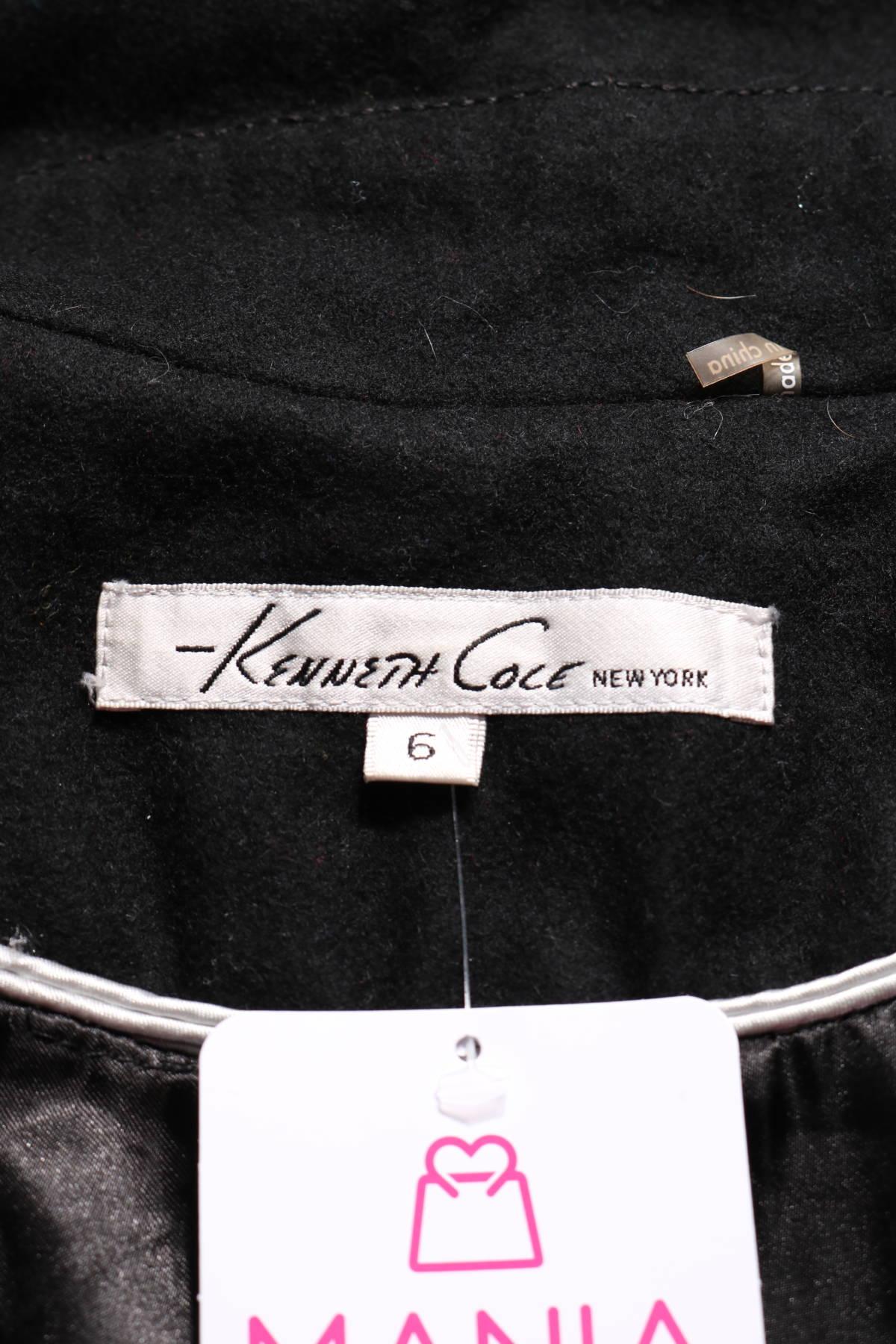Зимно палто Kenneth Cole3