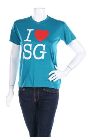 Тениска с щампа J&J