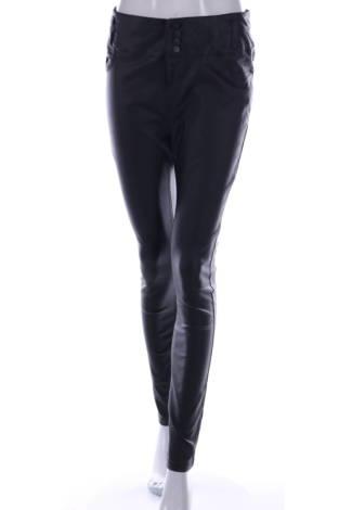 Кожен панталон Janina