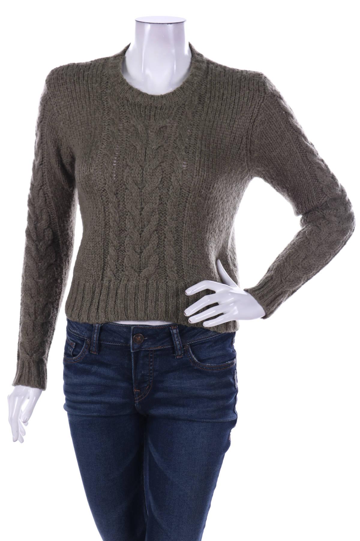 Пуловер DIVIDED1