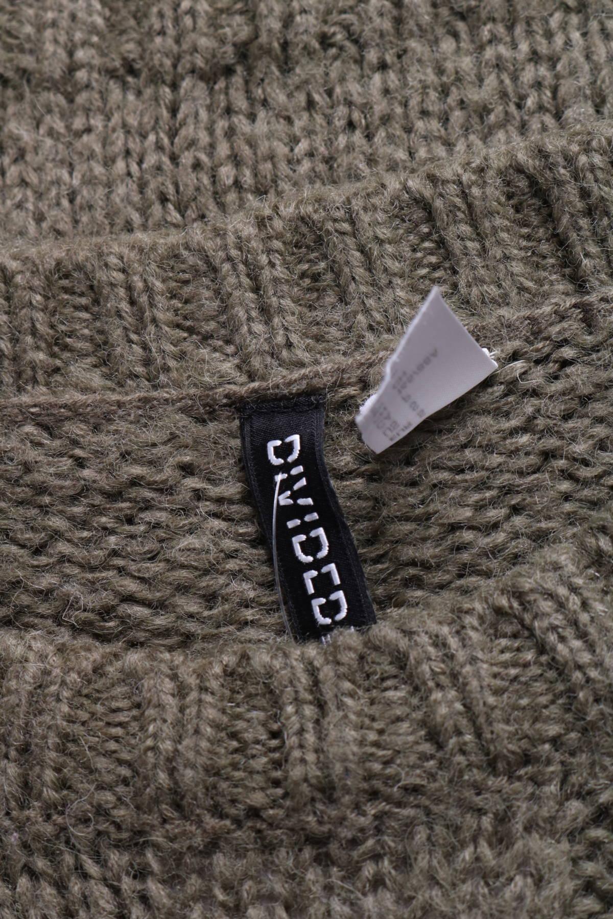 Пуловер DIVIDED3