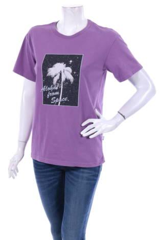 Тениска с щампа QUIKSILVER