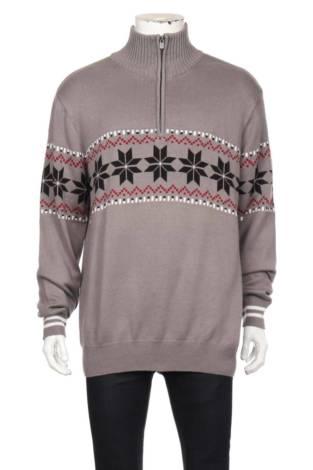Пуловер с поло яка RONLEY