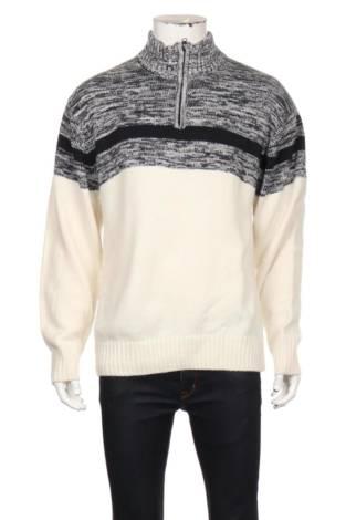 Пуловер с поло яка PARK SLOPE