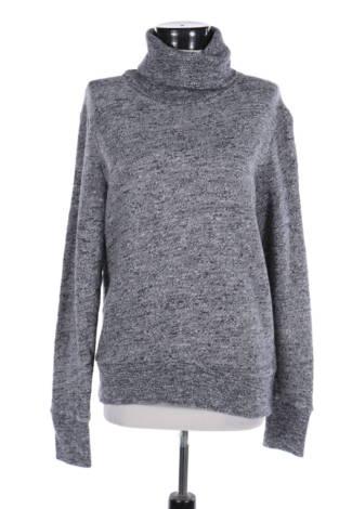 Пуловер с поло яка J.Crew