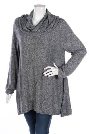 Пуловер с поло яка Motherhood