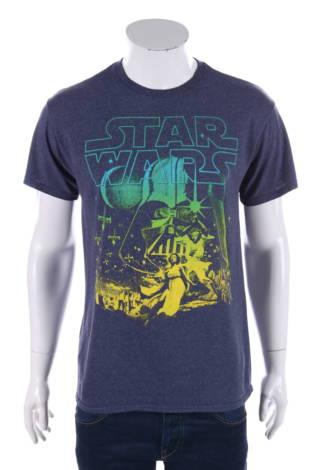 Тениска с щампа Star Wars