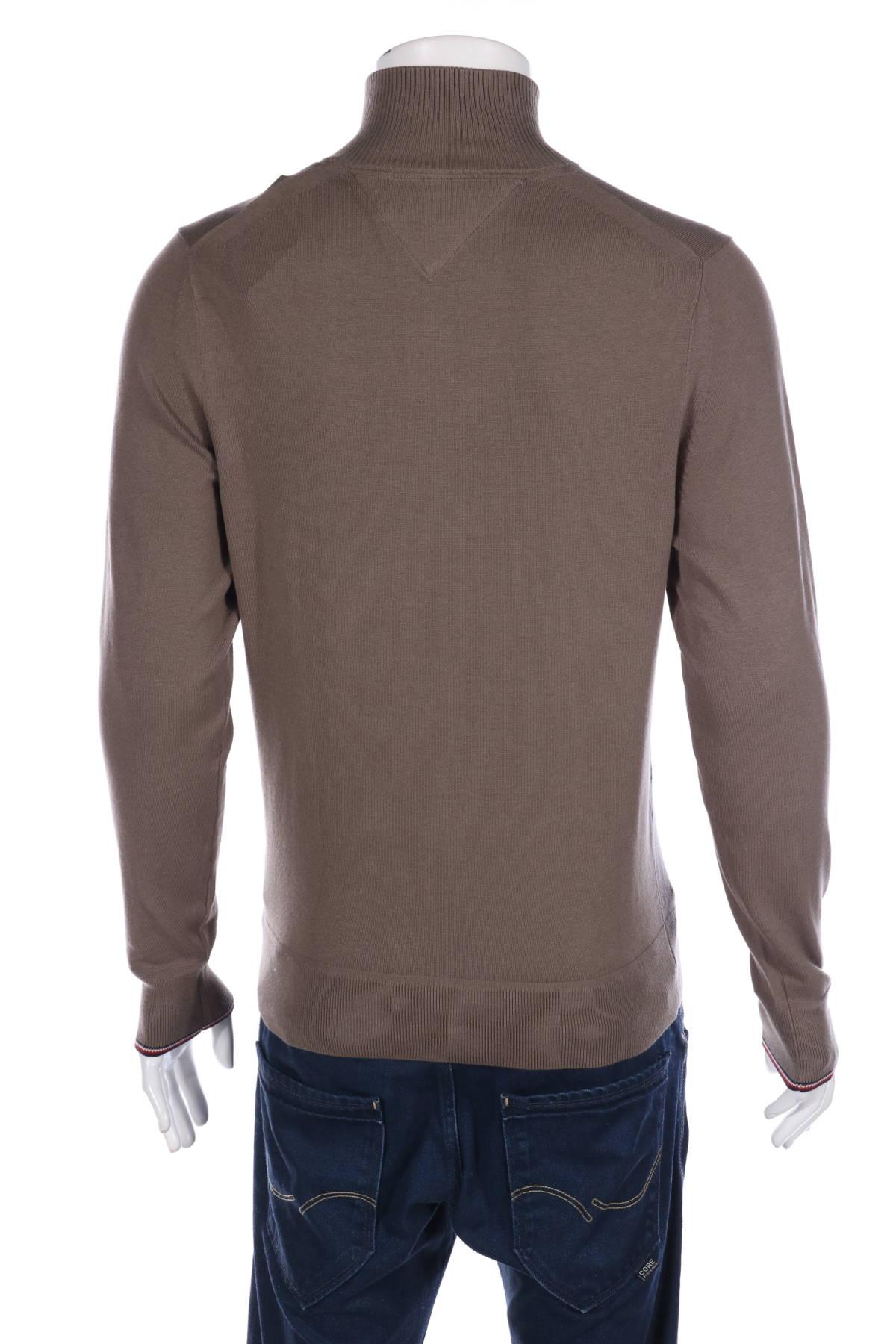 Пуловер с поло яка Tommy Hilfiger2