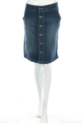 Дънкова пола Fitt jeans