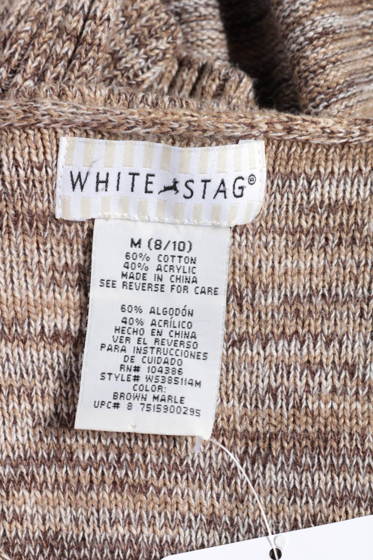 Пуловер WHITE STAG3