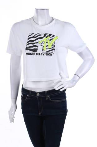 Тениска с щампа Divided