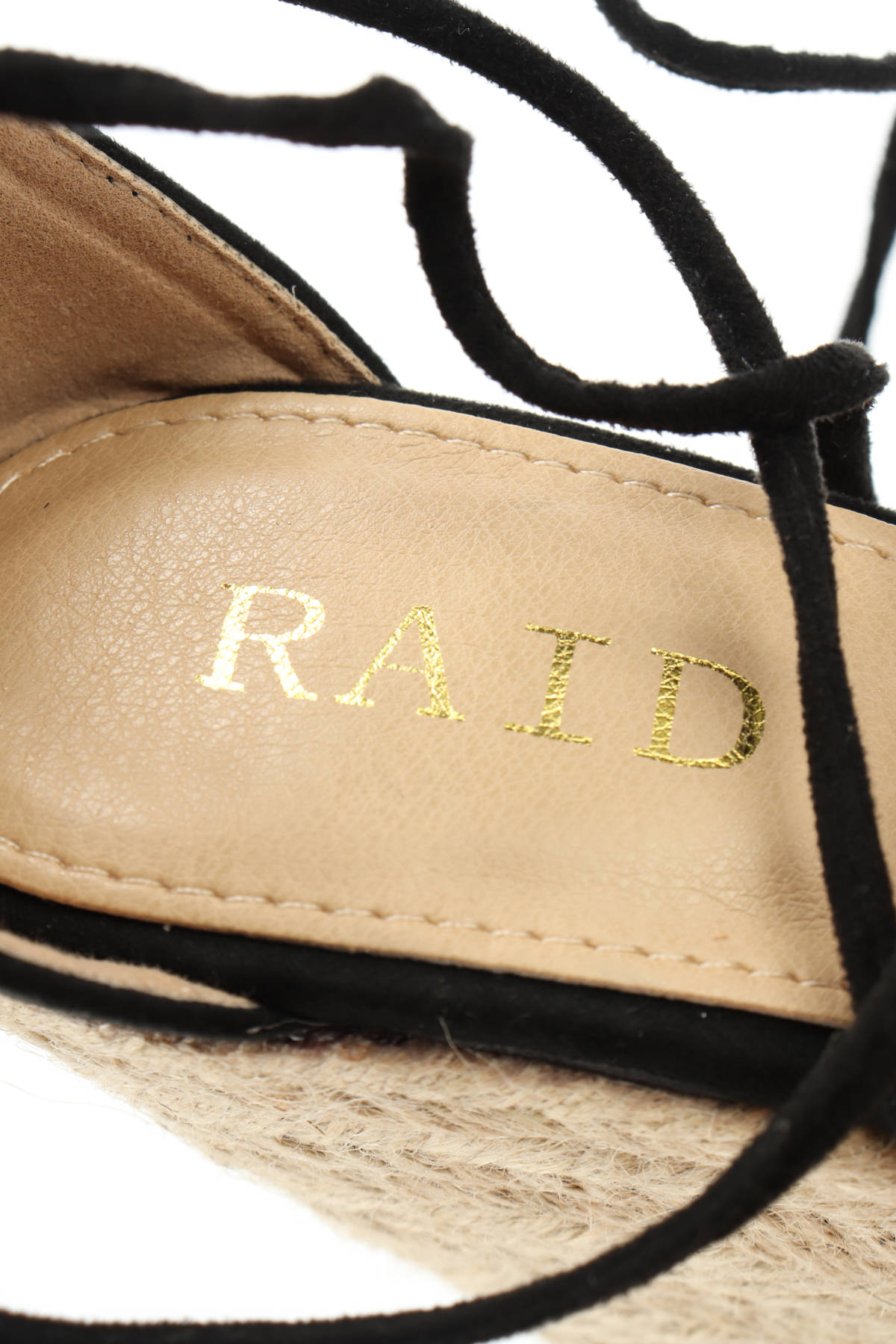 Сандали на ток RAID4