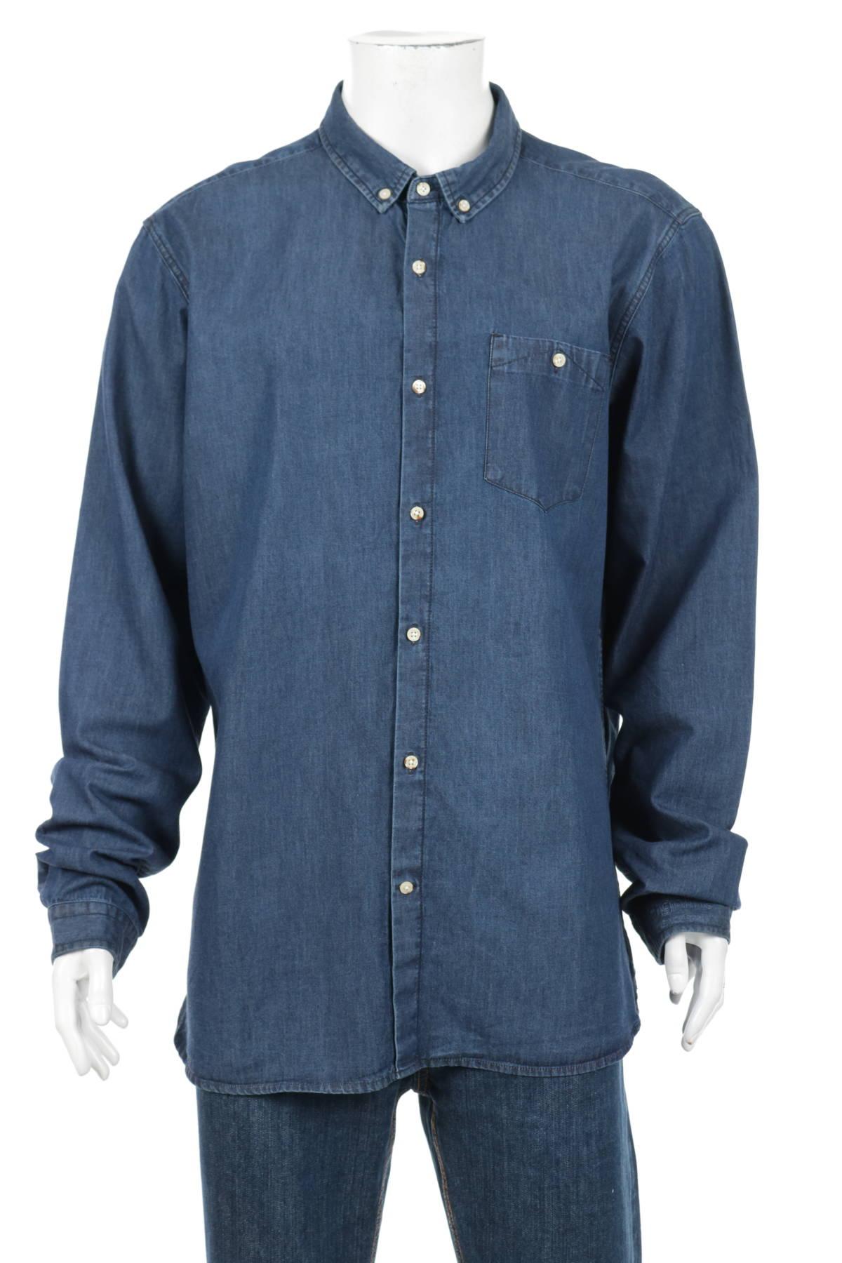 Риза KNOWLEDGE COTTON APPAREL1