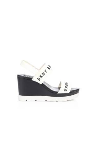 Сандали на ток DKNY