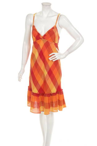 Ежедневна рокля UNITED COLORS OF BENETTON