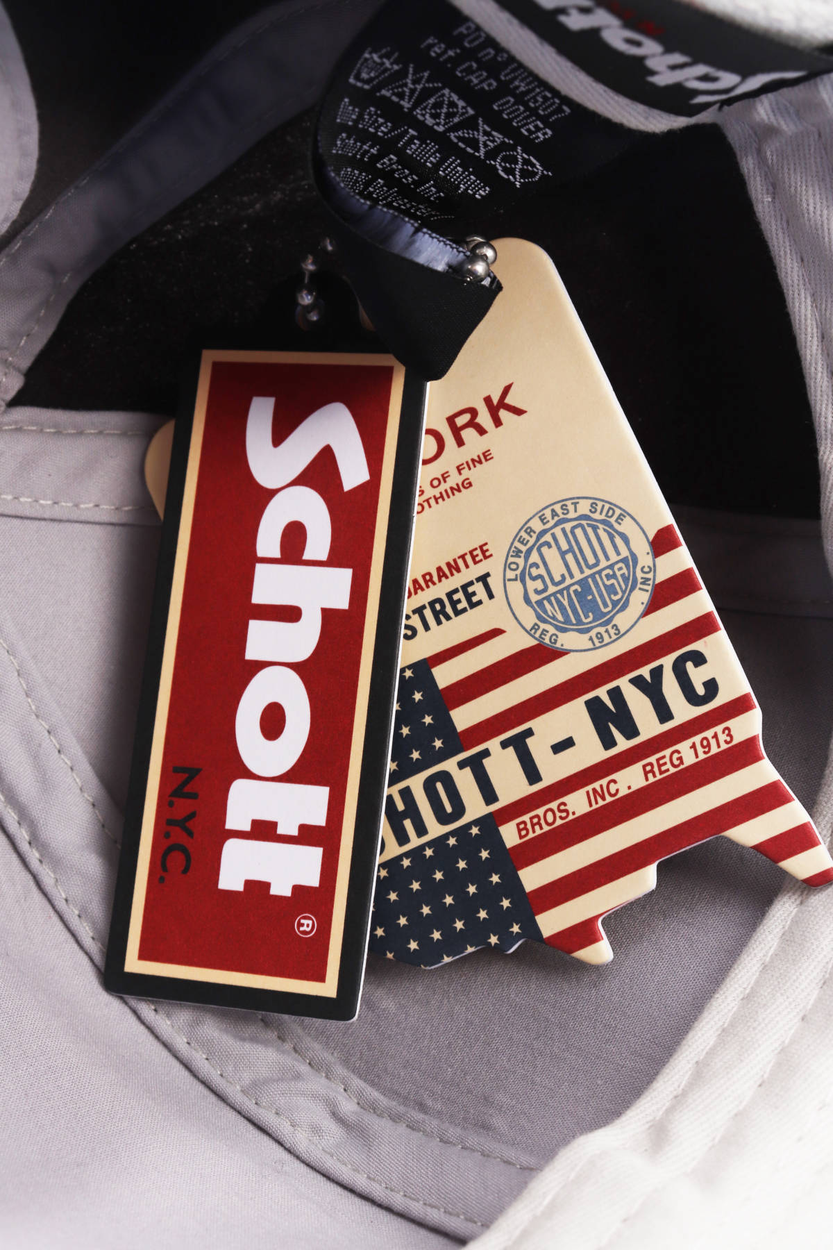 Шапка SCHOTT NYC3
