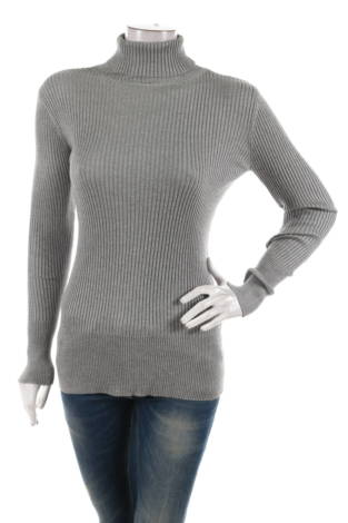 Пуловер с поло яка Victoria