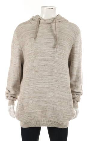 Пуловер с поло яка EDC BY ESPRIT