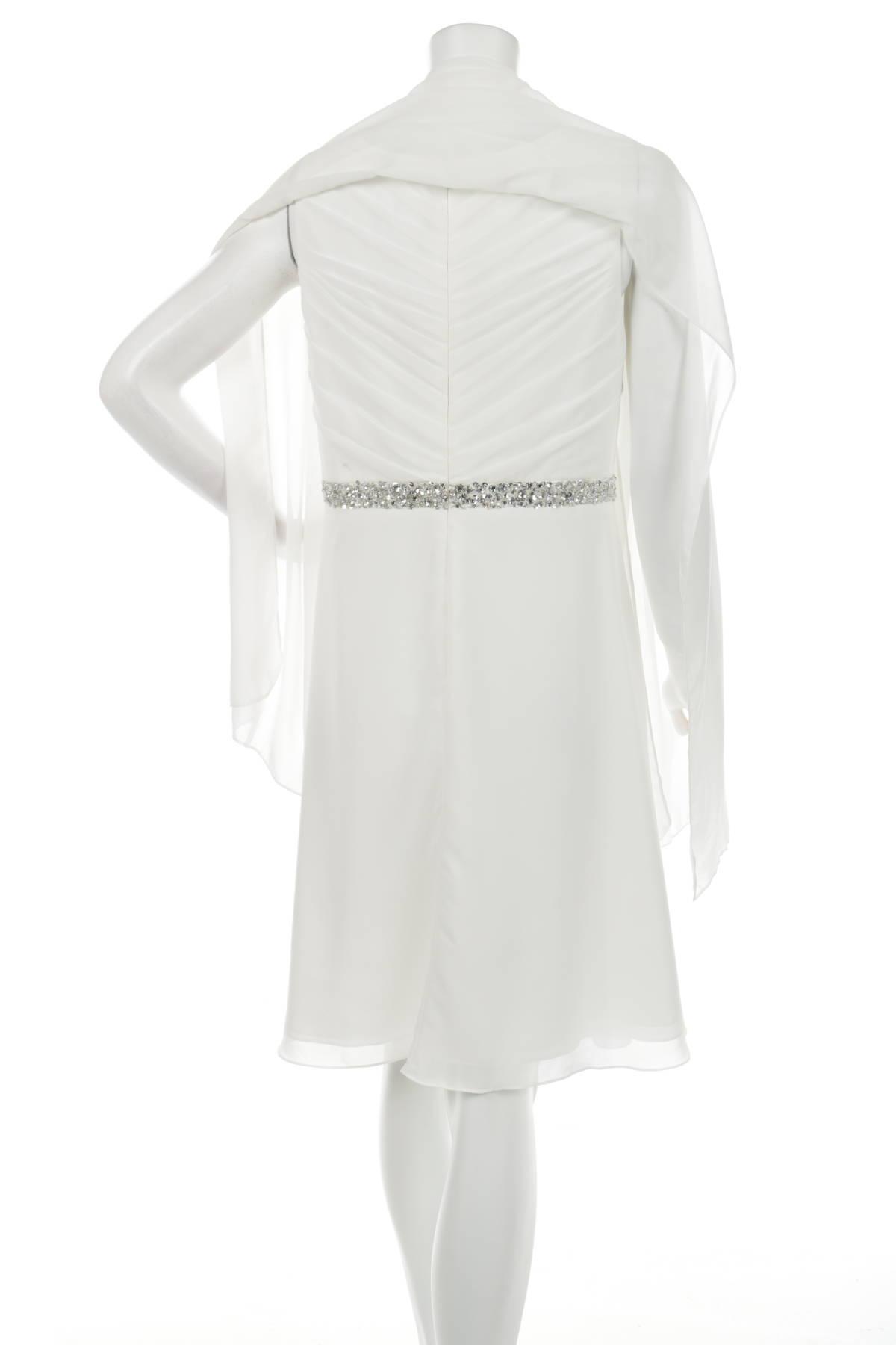 Официална рокля MASCARA LONDON2