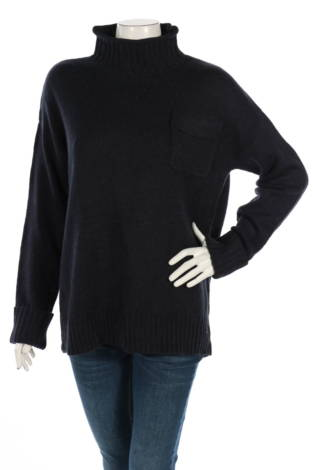 Пуловер с поло яка Ellos