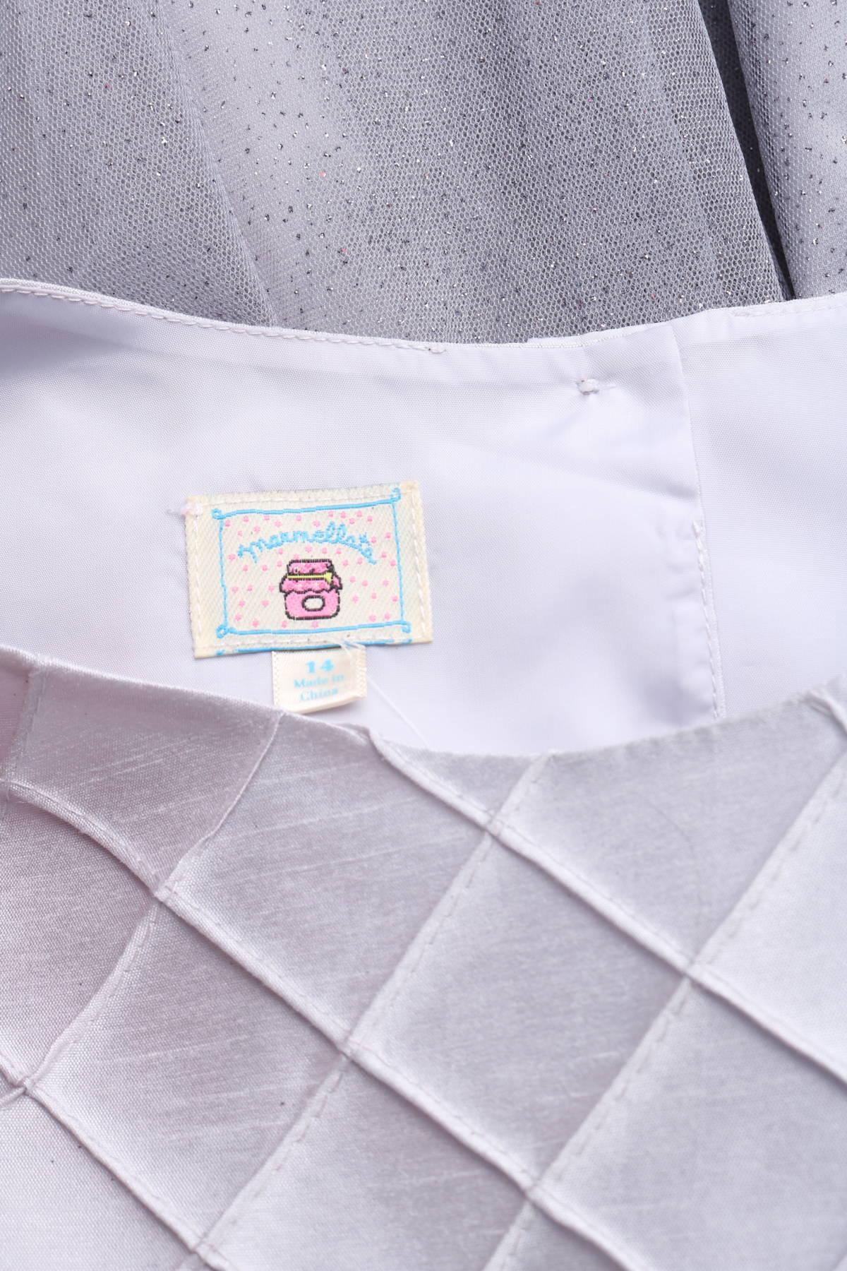 Детска рокля Marmellata3