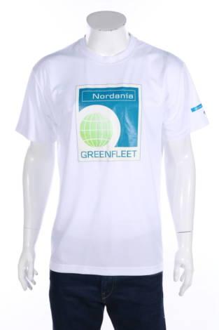 Тениска с щампа Soc