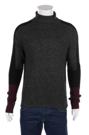 Пуловер с поло яка Michael Bastian