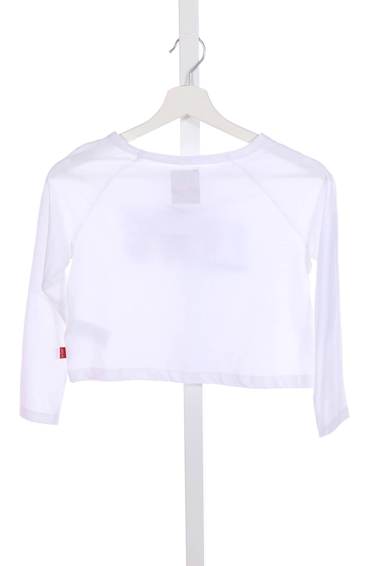 Детска спортна блуза Levi`s2
