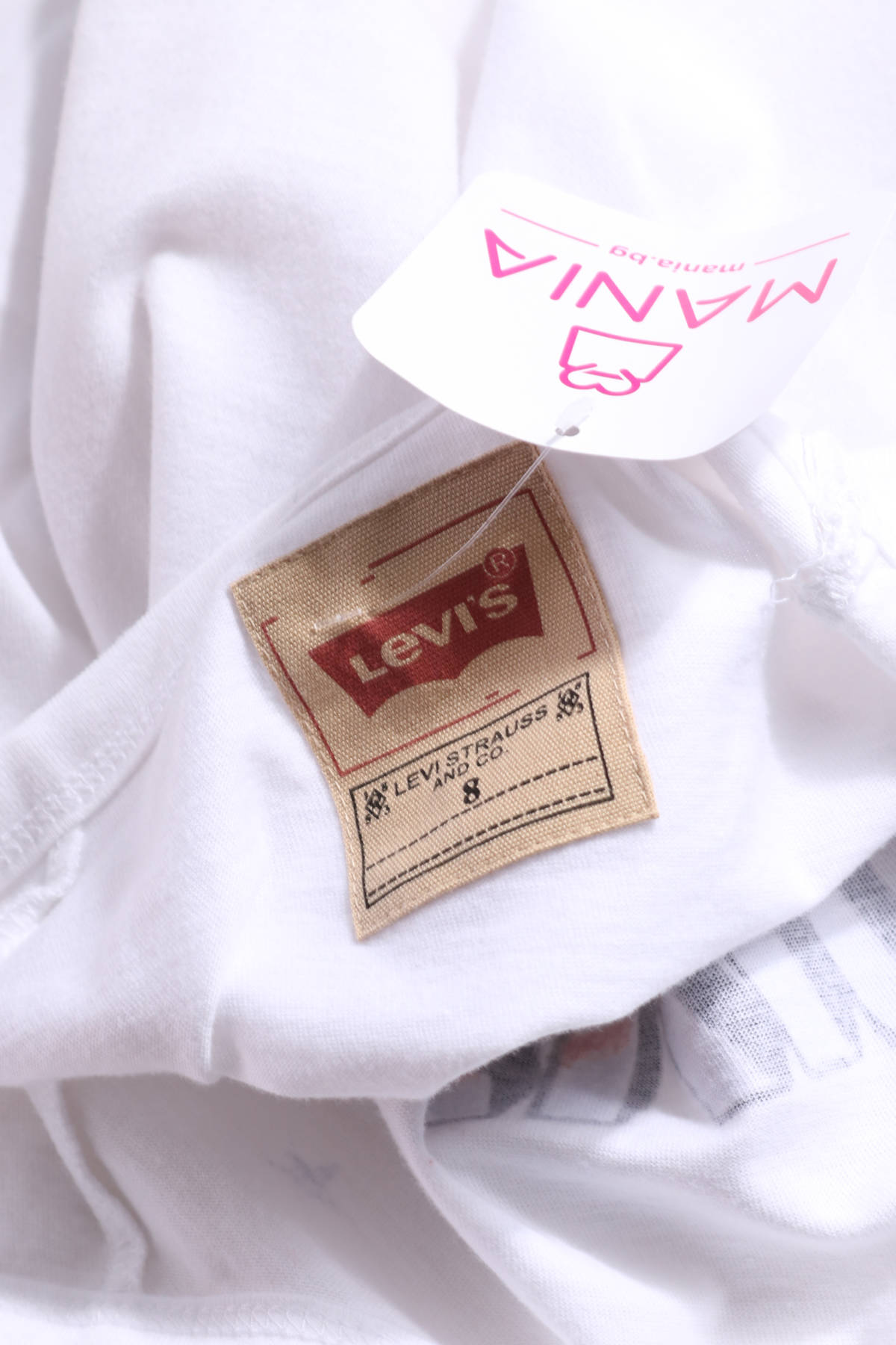 Детска спортна блуза Levi`s3