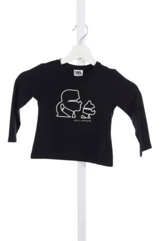 Детска блуза Karl Lagerfeld