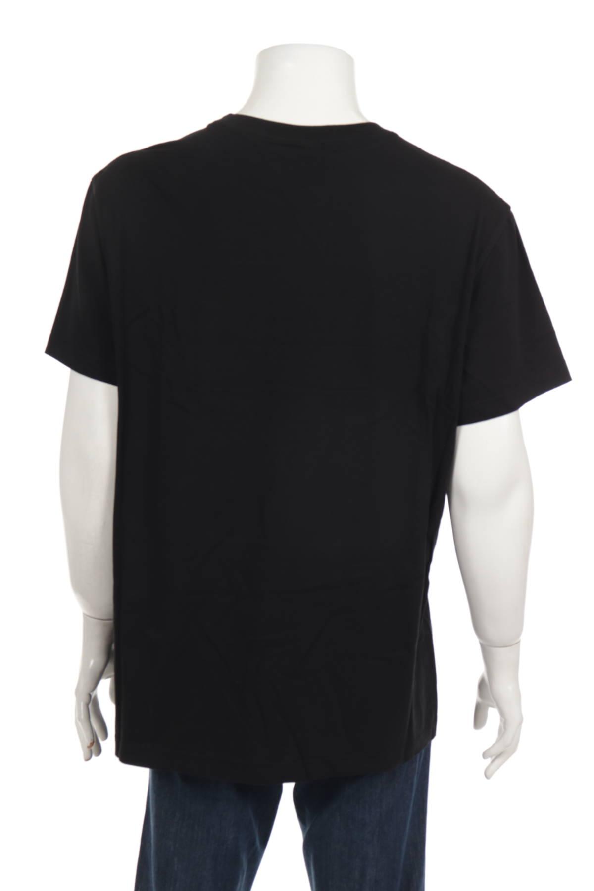 Тениска с щампа VERSACE JEANS2