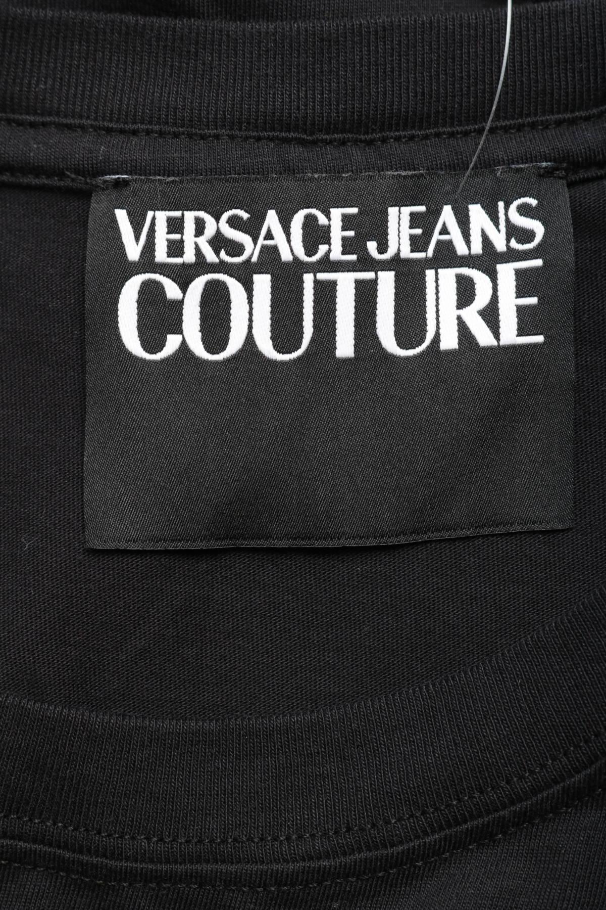 Тениска с щампа VERSACE JEANS3