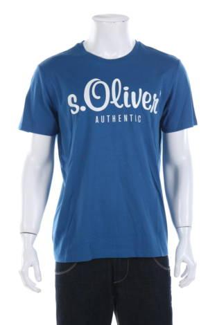 Тениска с щампа S.Oliver