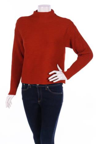 Пуловер с поло яка NEVER DENIM
