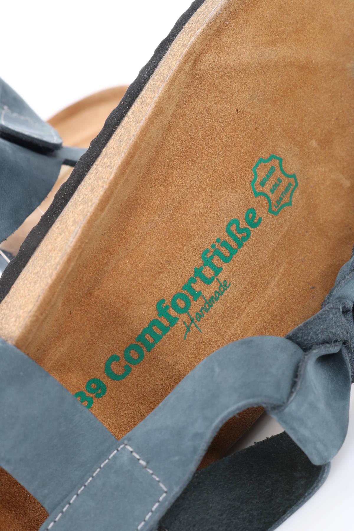 Ниски сандали Comfort Fusse4