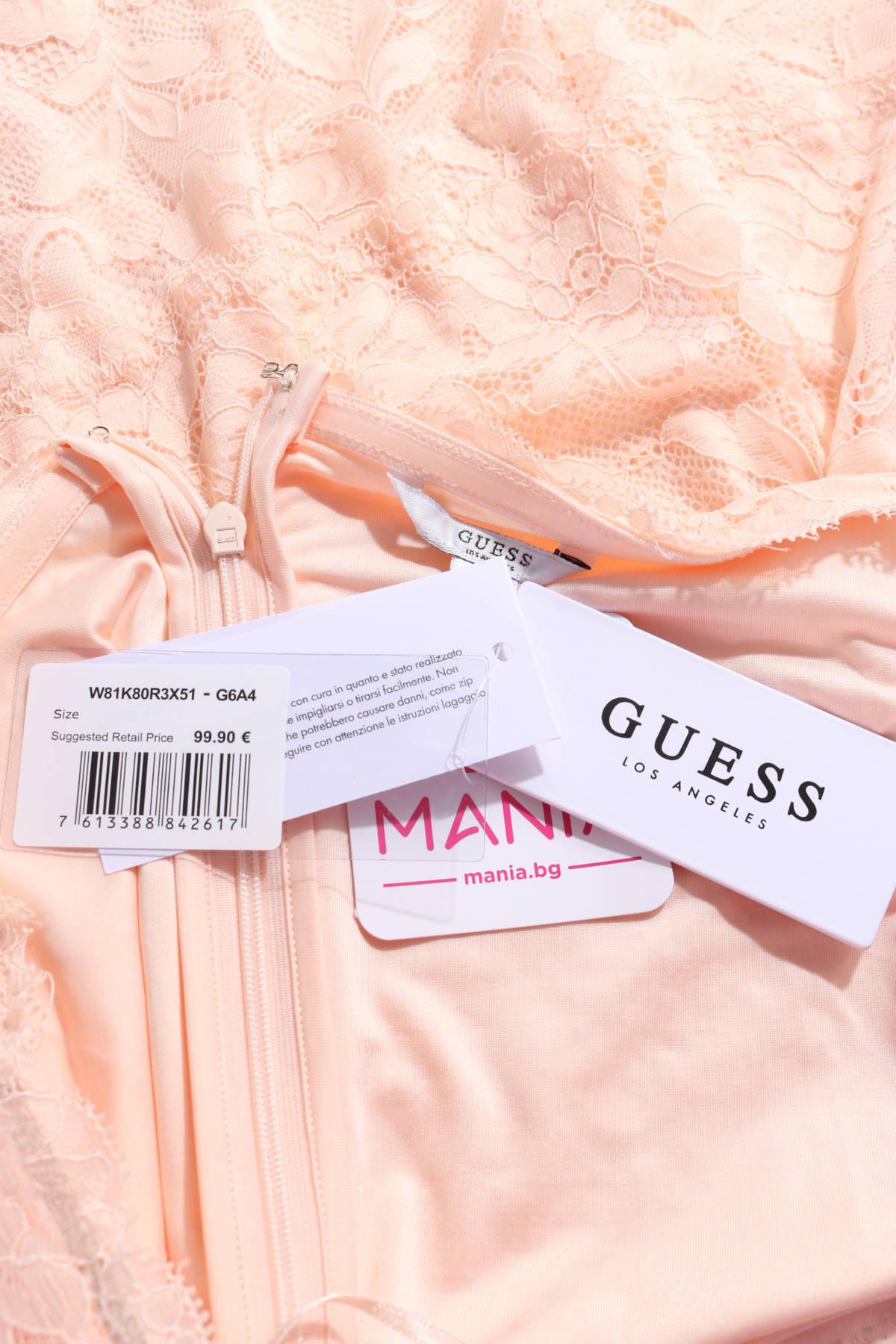 Парти рокля Guess3