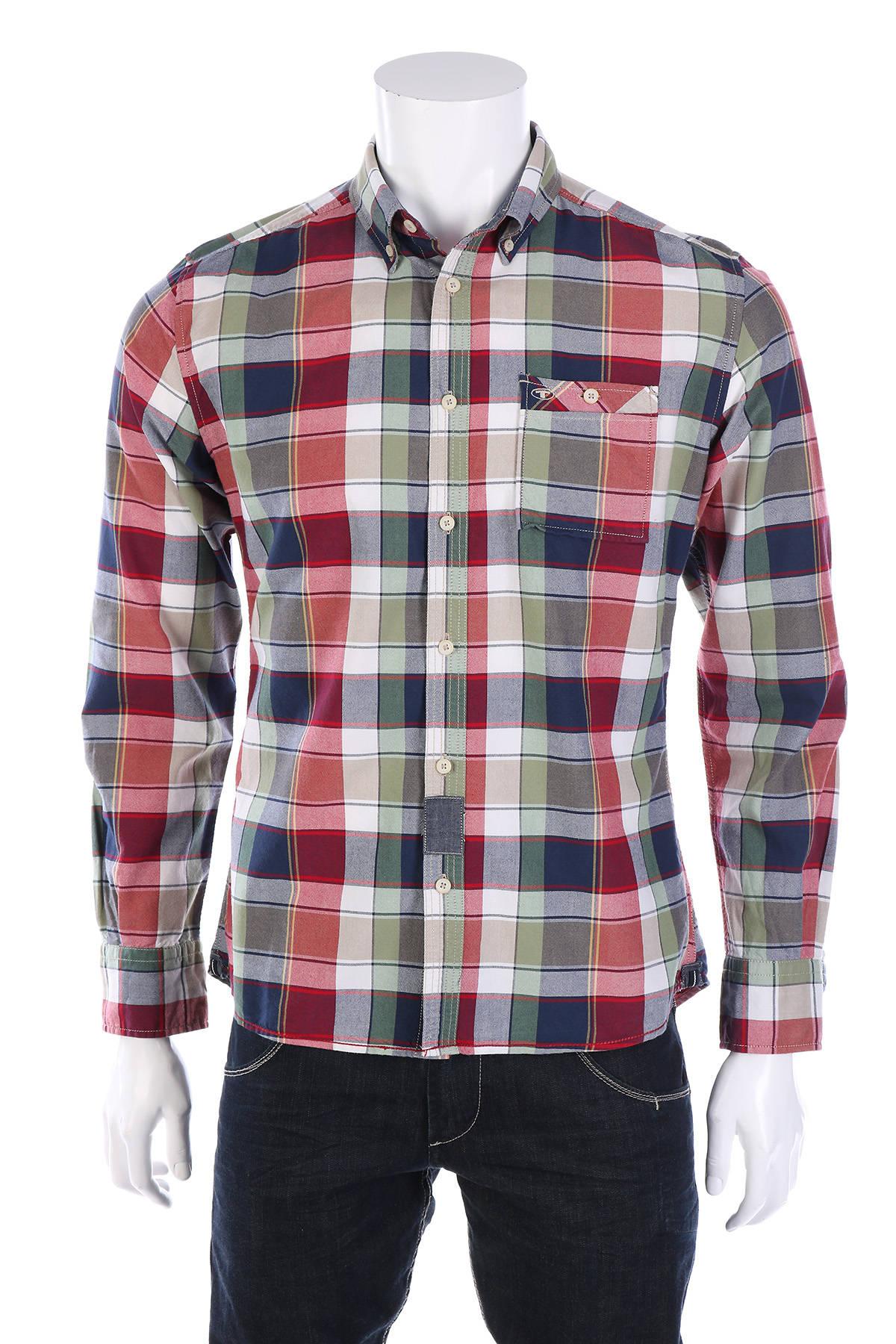 Риза Tom Tailor1