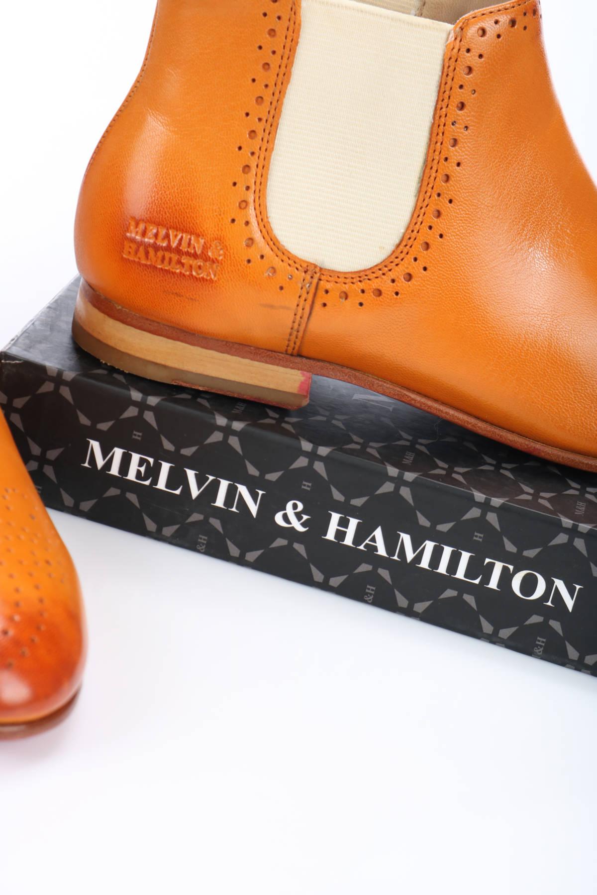 Боти MELVIN & HAMILTON4