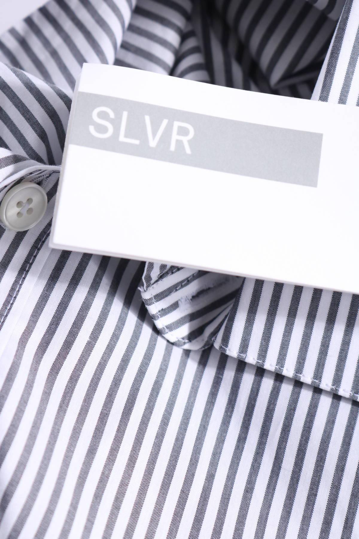 Риза Adidas SLVR3