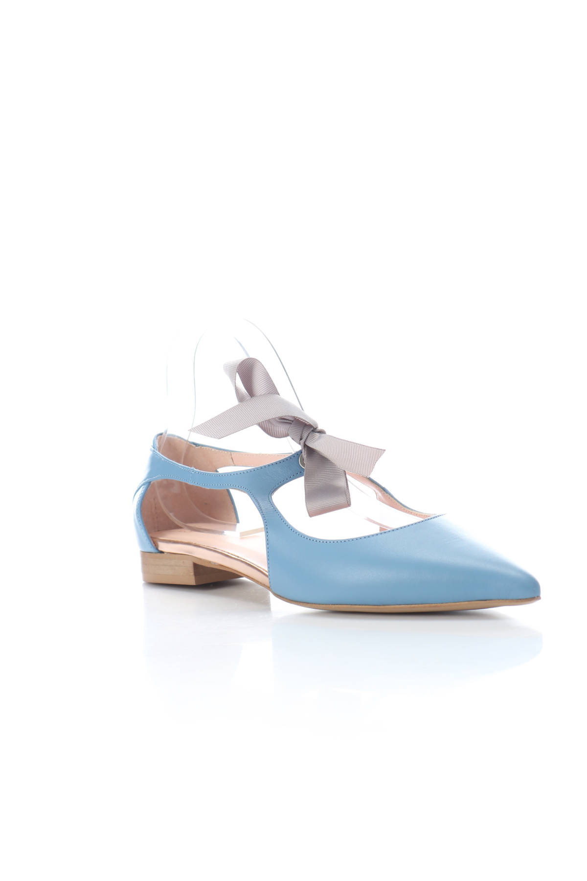 Ниски сандали L371