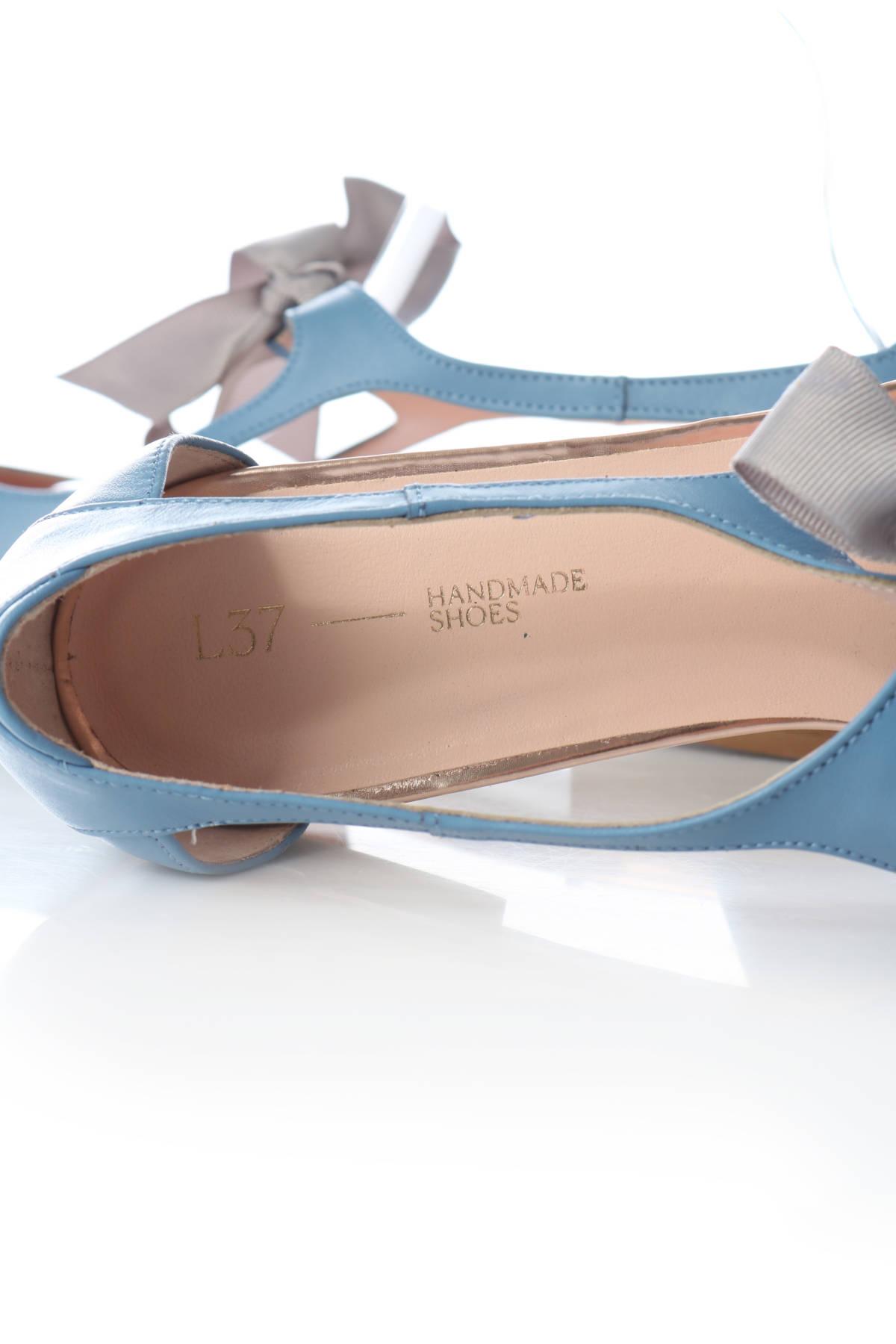 Ниски сандали L374