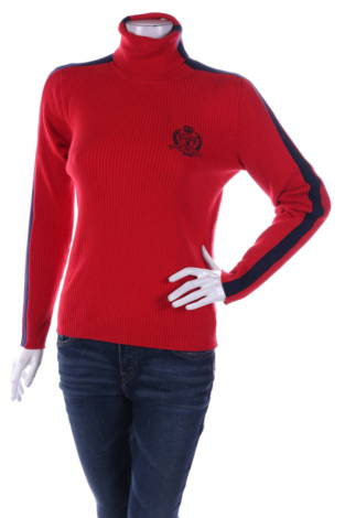 Пуловер с поло яка Ralph Lauren