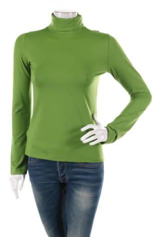 Блуза с поло яка Zara
