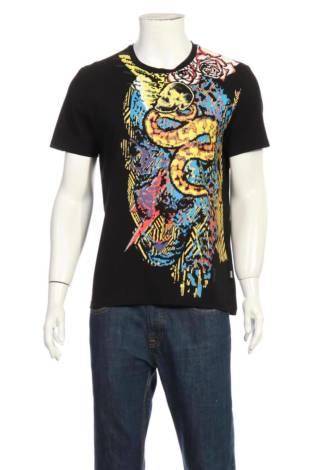 Тениска с щампа JUST CAVALLI